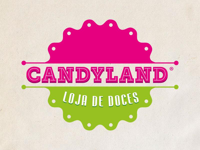 Candyland logotipo
