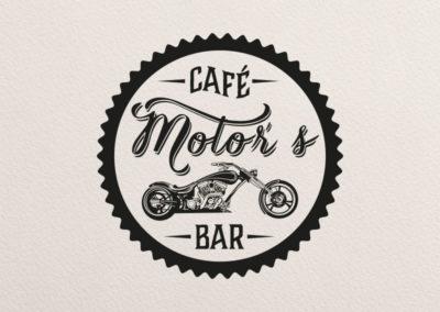 Motors Café Logotipo