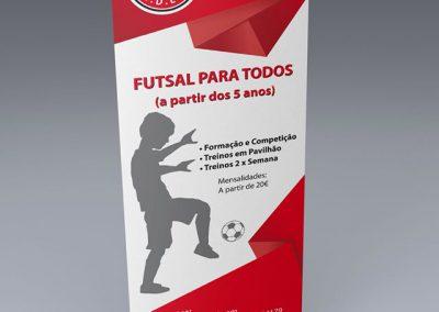 Futsal Feijó Roll up