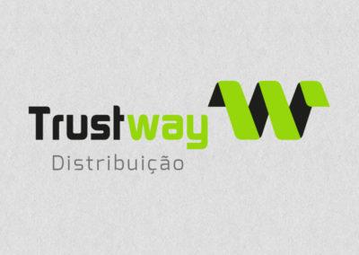 Trustway  logotipo