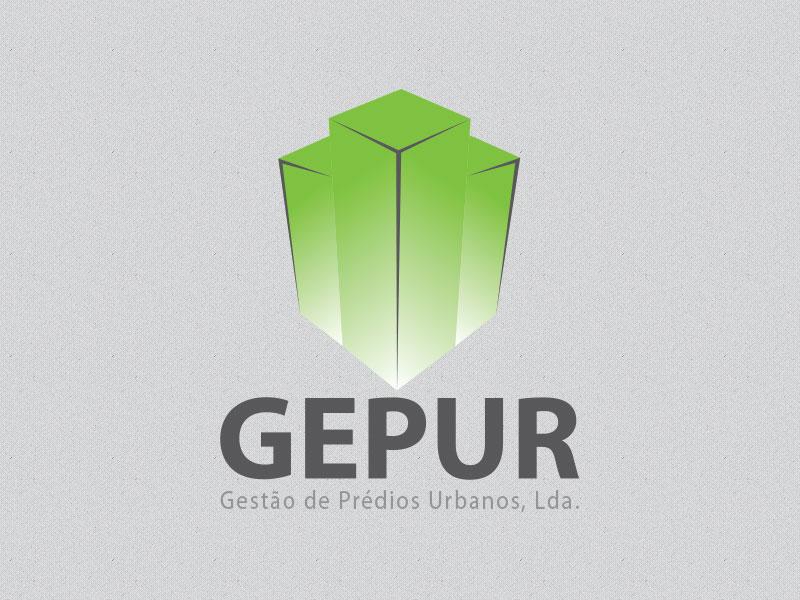 Gepur logotipo