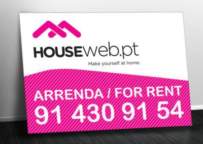 Hoseweb placa