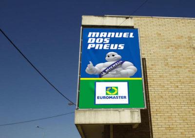 Manuel dos pneus euromaster lona vertical