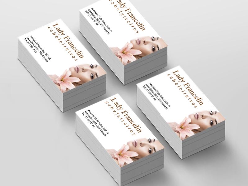 Lady Francelin cartões