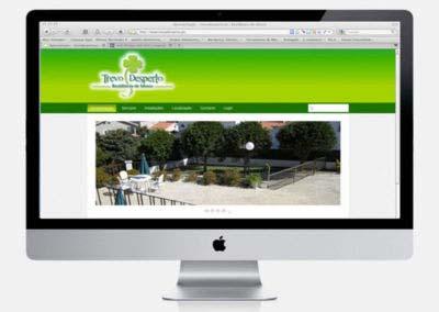 Trevo Desperto website